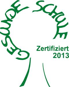 Logo Gesunde Schule 2013